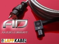 High End Netzkabel AD KG 2.5  3x2,5mm²